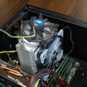 CPUクーラーを虎徹 Mark IIへ換装