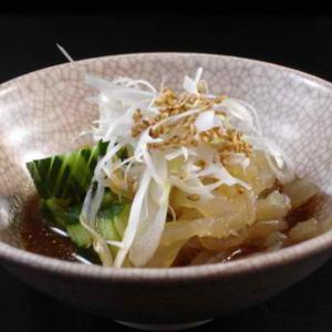 おいしい仕組み(22)クラゲの酢の物とフィリピンの海鮮料理