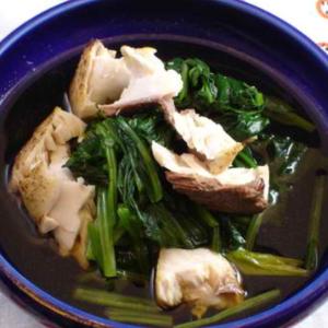 おいしい仕組み(31)焼き魚とおひたしとフィリピンのほうれん草
