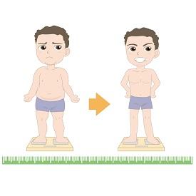 実は「除脂肪体重」が重要なのかもしれない