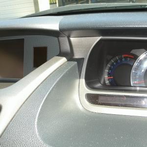車のナビ画面に携帯画面を出力!旧車のRB1で最新ナビ地図走行。DIY
