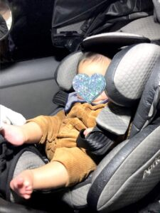 【新ママに教えたい】新生児から使えるベッド型チャイルドシートの魅力!
