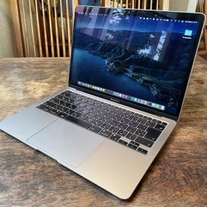 M1  MacBook Air を6ヶ月使ってみて、正直どうなのか?