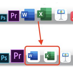 MicroSoft Office for Mac  アイコン一新  Big Sur向け