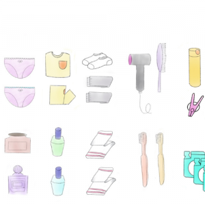 洗面所に適した収納用品