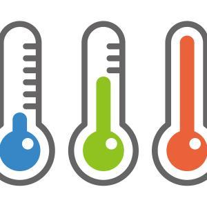 植物の温度管理にWiFi温度計