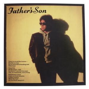 アルバム「FATHER'S SON」のジャケットが 浜田省吾の最初のアイデアで あの人の格好だったら「不謹慎ネタ」になっていたかも
