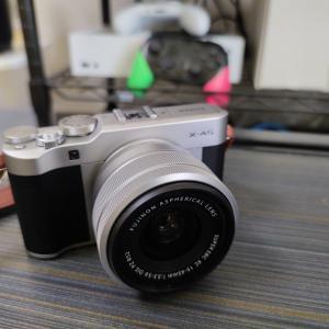 FUJIFILM X-A5を使いこなすために新しいレンズを検討する【初めてのレンズ交換式カメラ】