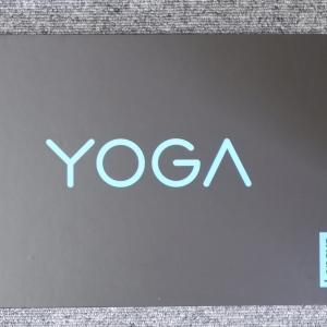 ニューPCが着弾【Yoga slim 750i carbon】