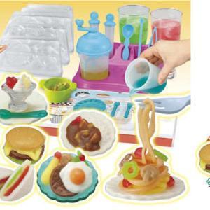 遊んで作って食べられる! 料理をするようにグミが作れるクッキングトイ「グミップルラボ クッキングミ」