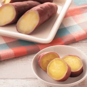 【さつまいもで簡単おやつ】レンジで簡単! 蒸しさつまいも、さつまいものチーズボール『子どもと食べたいレンチン作りおき』