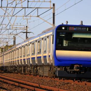 [快速電車]横須賀線-総武線 E235系1000番台