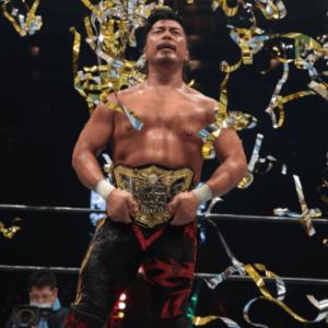 新日本 鷹木信悟 IWGP 戴冠 常在戦場で居続けたリアルドリーム