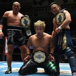 新日本 NEVER 6人 盤石のケイオス 暗黒王は崩せるか?