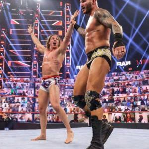 WWE オートン 食物連鎖の頂点に立つRKO
