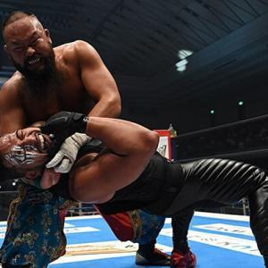 新日本 G1 大阪2連戦 裕二郎の本気と、オーカーンの言葉の真実。