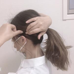 髪を生やす頭皮マッサージ。