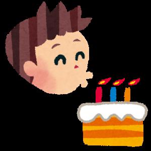 はたちの誕生日
