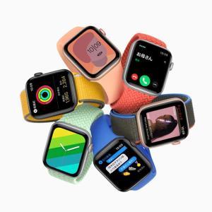 Apple StoreでApple Watch SE注文、いつ届くか履歴を追います!(海外発送版)
