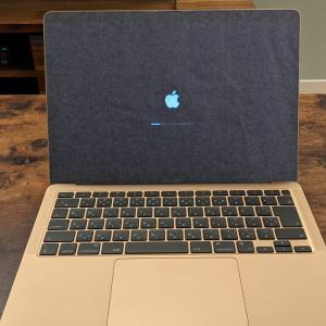 【副業におすすめのパソコン】MacBookAir買いました。【人生変えるための第一歩】
