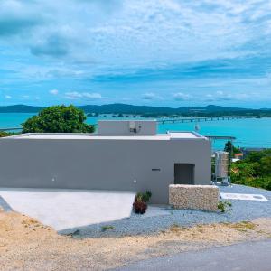 恋の島テラス at 古宇利島