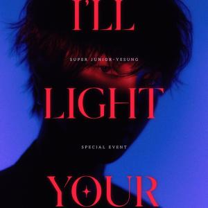 YESUNG Special Event ~I'll light your way~