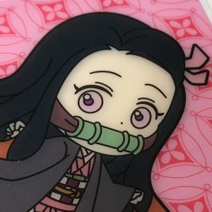 鬼滅の刃キャンペーン中のくら寿司で禰豆子シートはゲットしたけど下敷き終了&ビッくらポンが当たらず…