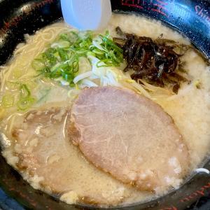 琉球新麺通堂 小禄本店でラーメン『おとこ味』を食べてきた。
