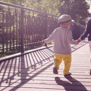 真夏のお散歩に適した時間は?早起き早朝散歩が快適だった