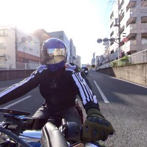 天気とバイクとマッチング