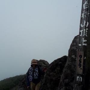 久しぶりに山登り。ニセコ「白樺山」