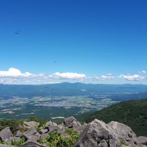 登山「ニセコ イワオヌプリ」