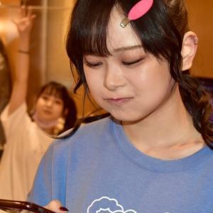 荒野姫楓が #ひめカメラ で #ZeppチームS公演 のオフショットを公開しているのでまとめてみる