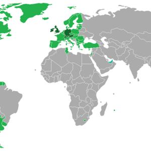 【海外反応】日本の各国へのビザ要否