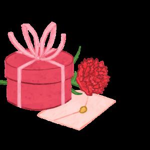 母の誕生日〜インドからのプレゼント〜