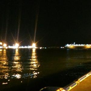 21.7.17~18 苫小牧西港 西埠頭→勇払埠頭