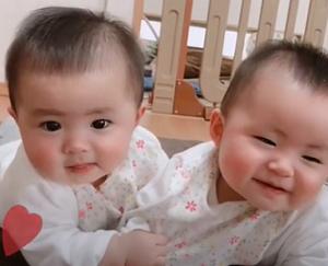 『双子って、めっちゃ可愛い♪』と思ったこと。。。