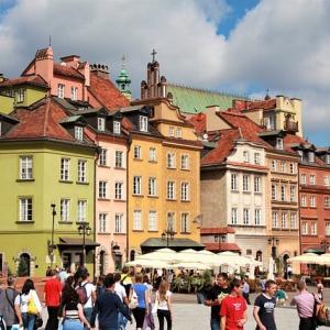 【ポーランド ポズナン】最古の都市はおしゃれなレストランの宝庫!