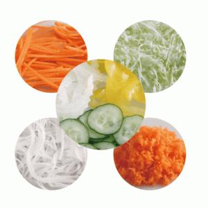 【愛工業 | 野菜調理器Qシリーズ スライサー 】単品購入するなら何から買うべきか?