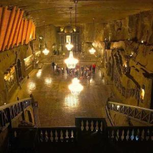 【ポーランド世界遺産】子連れもOK:ヴェリチカ岩塩坑は素晴らしい場所だった