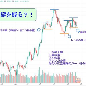 【太朗の裁量トレード奮闘記~米ドル/円 編~ 21/5/17~5/21】