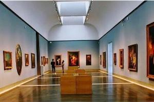 ヒューストン観光 美術館は有名な絵画がいっぱい