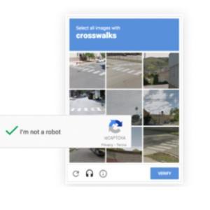 WordPress にGoogle reCAPTCHA の設置方法
