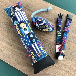 【新作】秋の福袋 首輪&おもちゃ3点セット