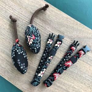 【新作】秋の福袋 首輪&おもちゃセット3種