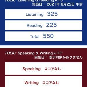 1日1時間の勉強でTOEICのスコア700点を目指す過程①