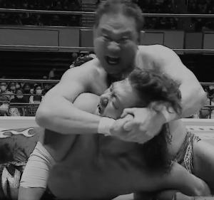 NJPW STRONGとG1