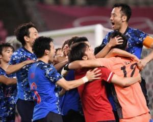 U-24日本代表、PK戦キッカーを挙手で決めた森保監督の大勝利。