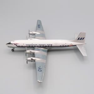 【herpa】1/200 スカンジナビア航空 DC-6B