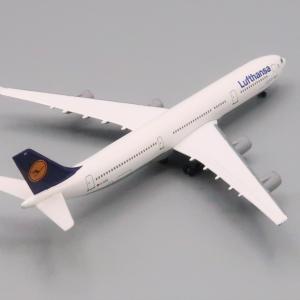 【herpa】1/500  ルフトハンザドイツ航空 A340-313X (旧塗装)